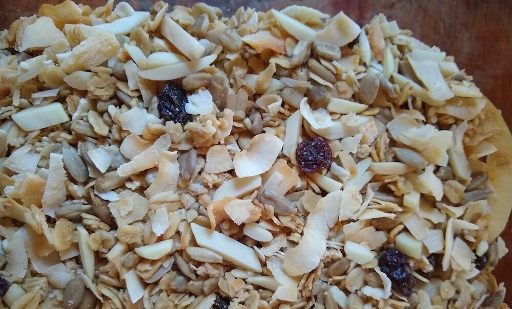 Almond+Crunch+Cereal